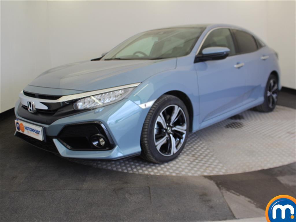 Honda Civic Prestige - Stock Number 1040423 Passenger side front corner