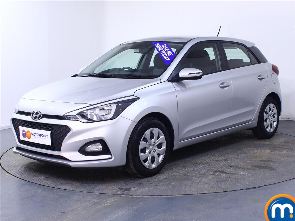 Hyundai I20 S Connect - Stock Number 1041680 Passenger side front corner