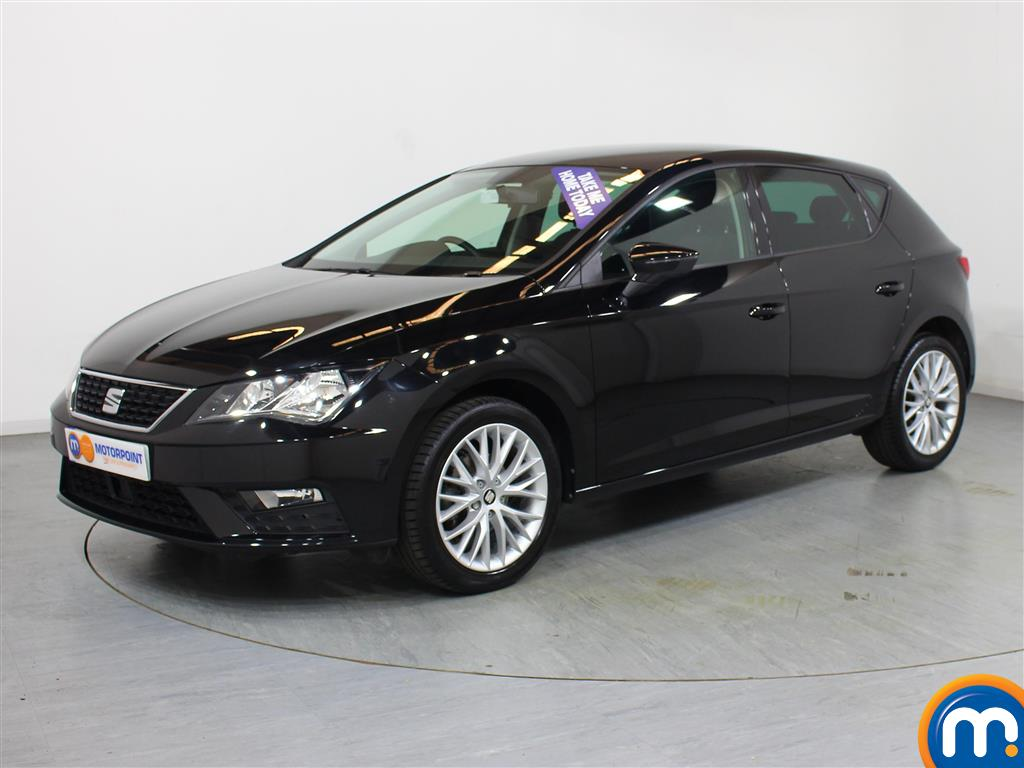 Seat Leon SE Dynamic Technology - Stock Number 1043315 Passenger side front corner