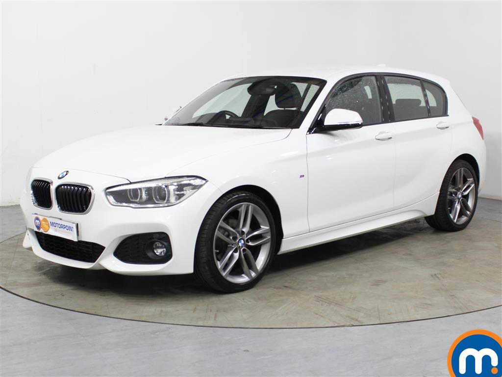 BMW 1 Series M Sport - Stock Number (1035134) - Passenger side front corner