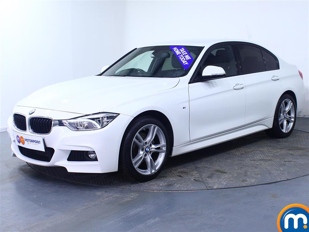 BMW 3 Series M Sport - Stock Number (1043879) - Passenger side front corner