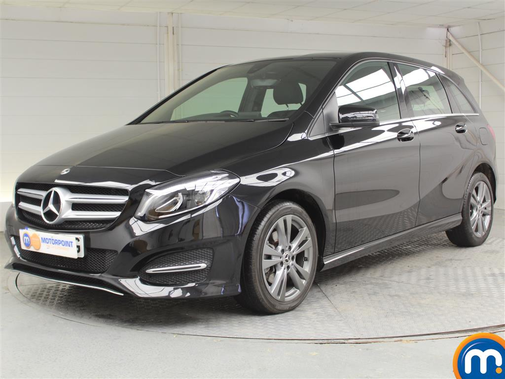 Mercedes-Benz B Class Exclusive Edition - Stock Number (1015532) - Passenger side front corner