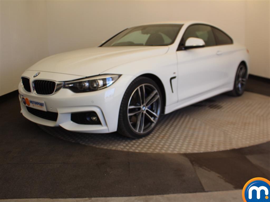 BMW 4 Series M Sport - Stock Number (1041619) - Passenger side front corner
