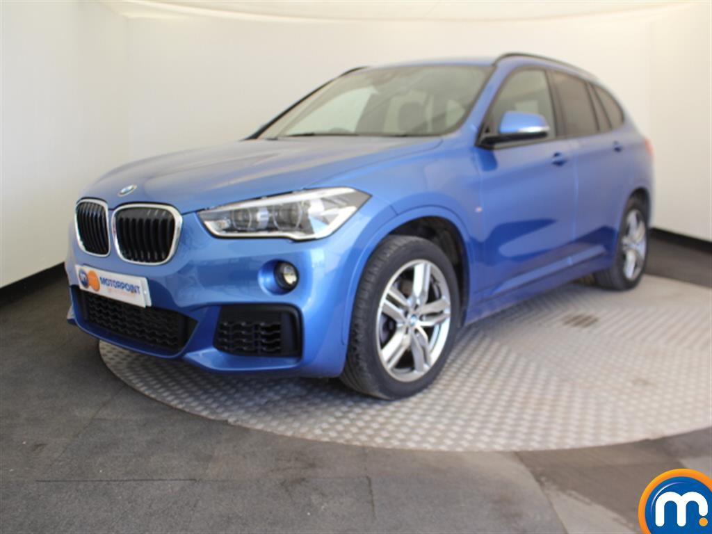 BMW X1 M Sport - Stock Number (1042990) - Passenger side front corner
