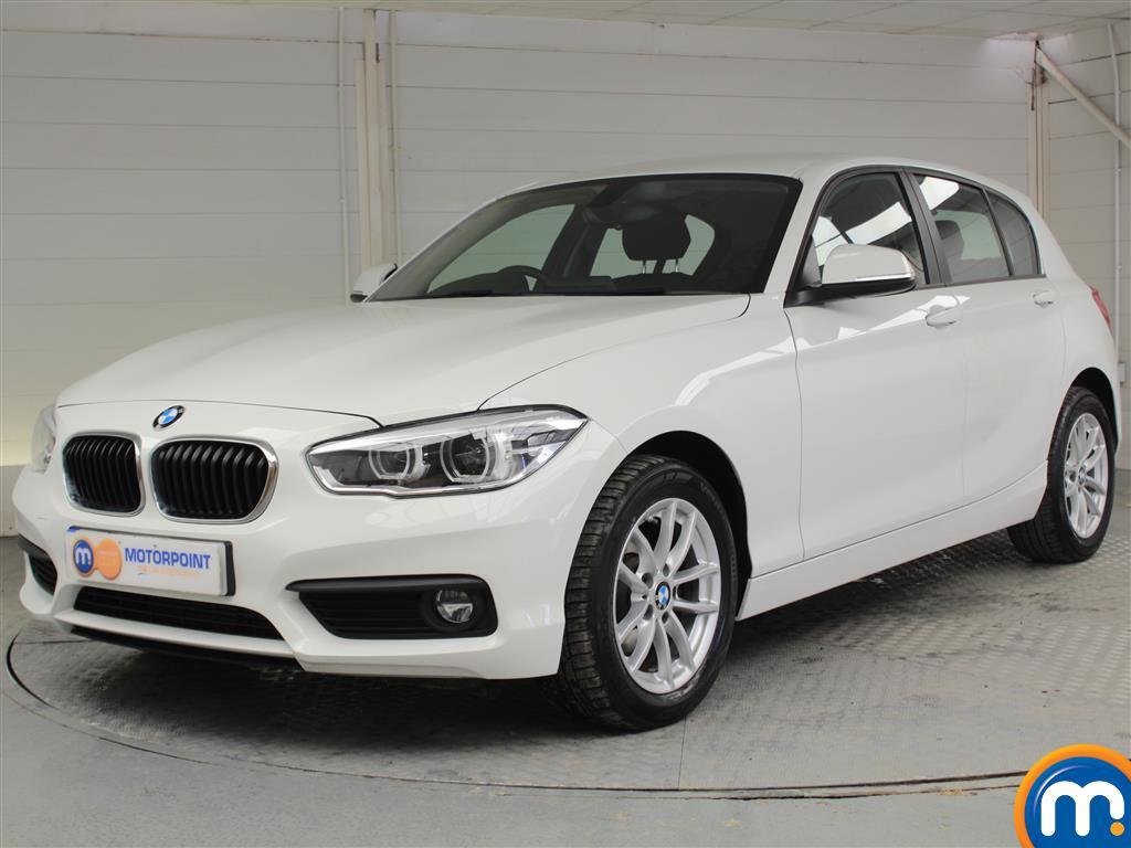 BMW 1 Series SE Business - Stock Number (1042055) - Passenger side front corner