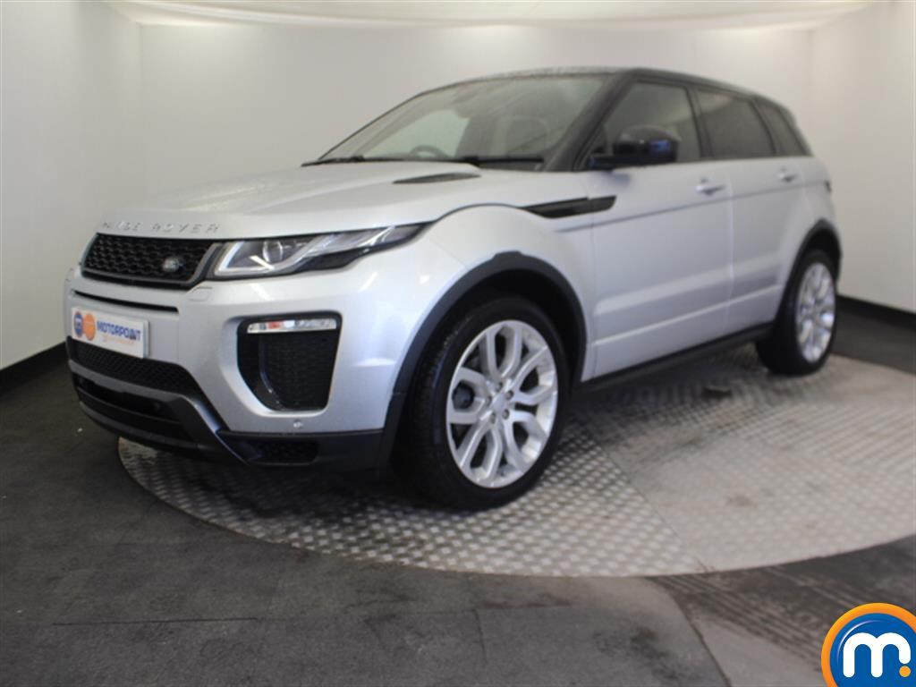 Land Rover Range Rover Evoque HSE Dynamic - Stock Number (1041856) - Passenger side front corner
