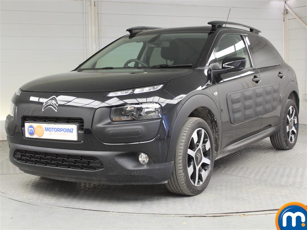 Citroen C4 Cactus Flair - Stock Number (1033274) - Passenger side front corner