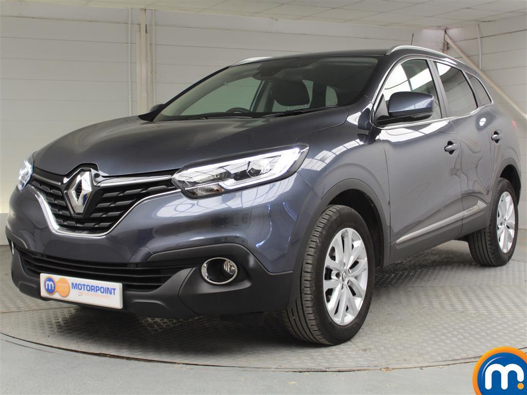 Renault Kadjar Dynamique Nav - Stock Number (1043367) - Passenger side front corner