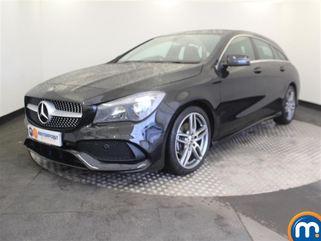 Mercedes-Benz Cla Class AMG Line Edtion - Stock Number 1043437 Passenger side front corner