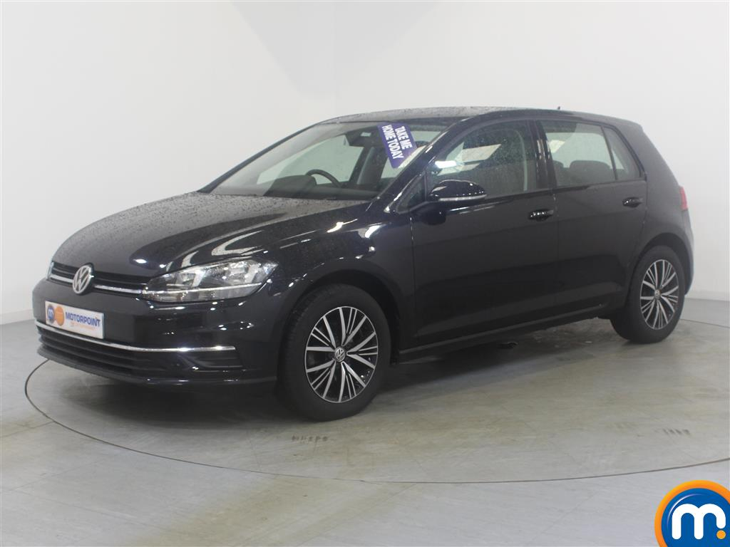 Volkswagen Golf SE - Stock Number (1035196) - Passenger side front corner