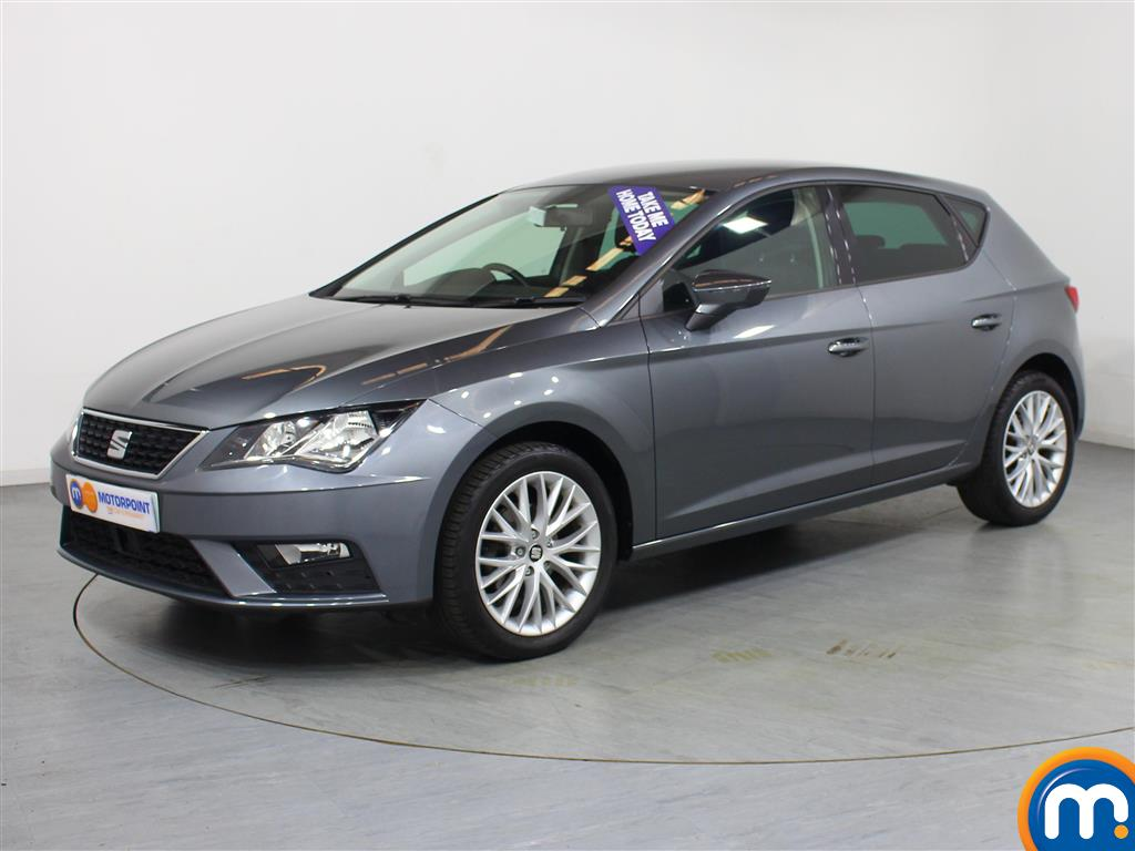 Seat Leon SE Dynamic Technology - Stock Number (1041130) - Passenger side front corner