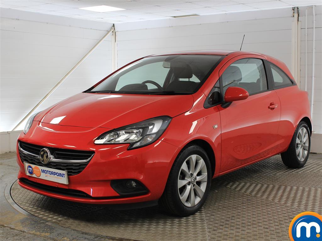Vauxhall Corsa Energy - Stock Number (1044965) - Passenger side front corner