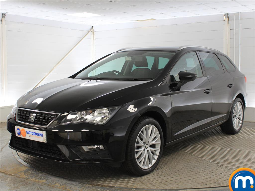Seat Leon SE Dynamic Technology - Stock Number (1042374) - Passenger side front corner