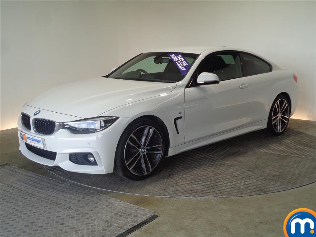 BMW 4 Series M Sport - Stock Number (1041616) - Passenger side front corner