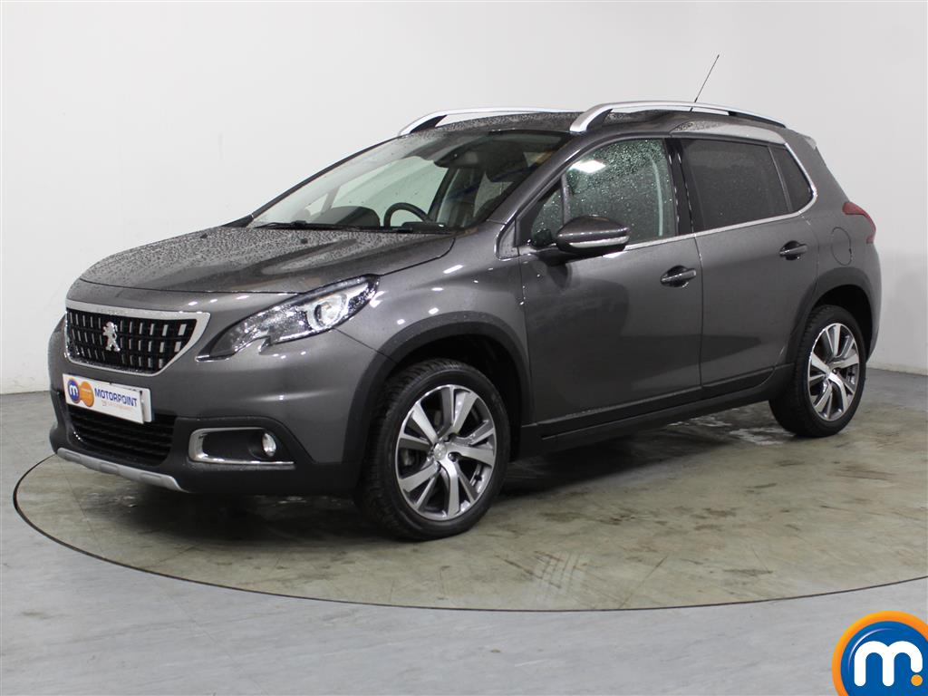 Peugeot 2008 Allure - Stock Number (1040123) - Passenger side front corner
