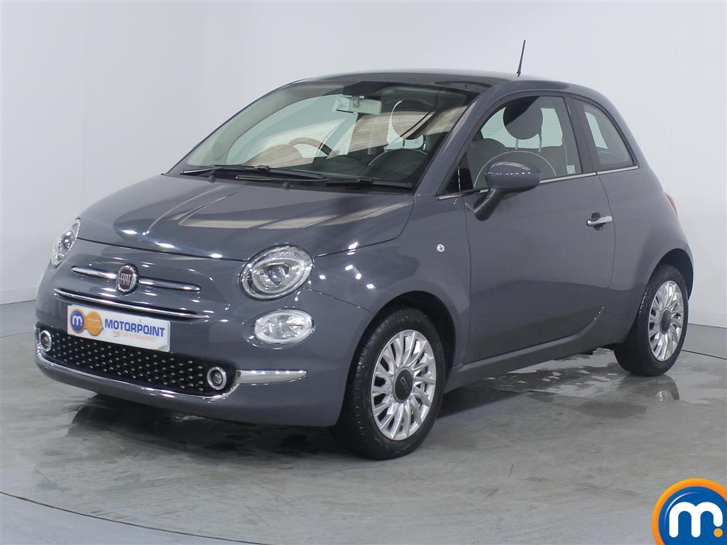 Fiat 500 Lounge - Stock Number (1042790) - Passenger side front corner
