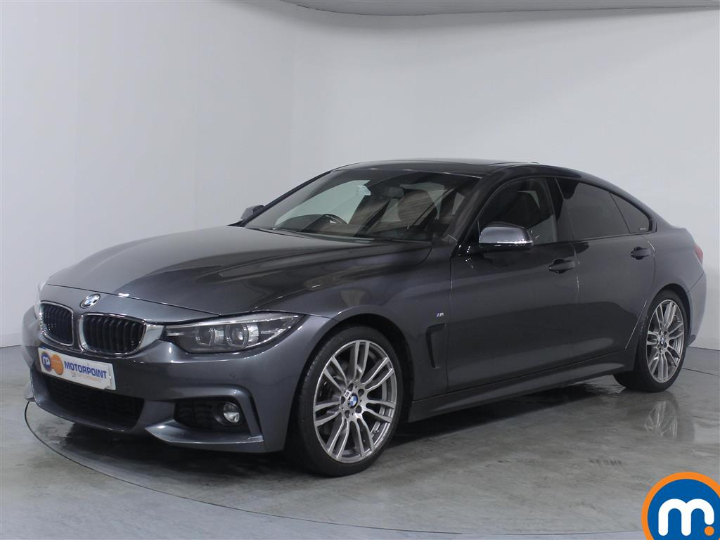 BMW 4 Series M Sport - Stock Number (1044684) - Passenger side front corner