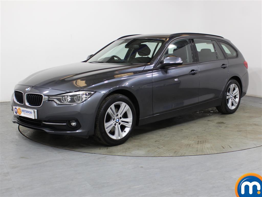 BMW 3 Series Sport - Stock Number (1042104) - Passenger side front corner