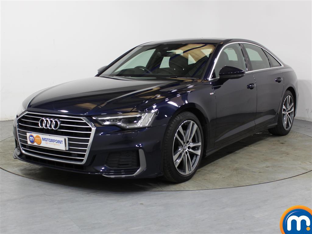Audi A6 S Line - Stock Number (1040286) - Passenger side front corner