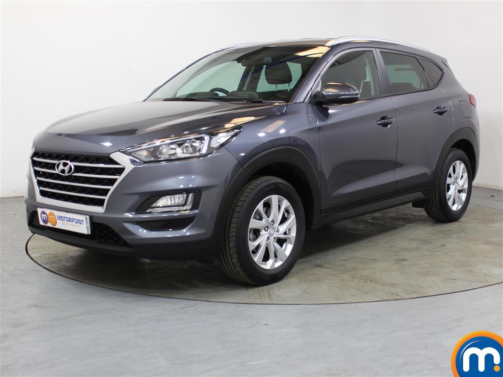 Hyundai Tucson SE Nav - Stock Number (1040045) - Passenger side front corner