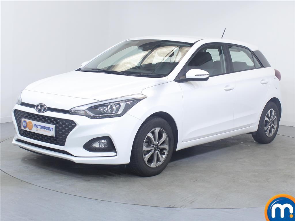 Hyundai I20 SE - Stock Number (1043262) - Passenger side front corner