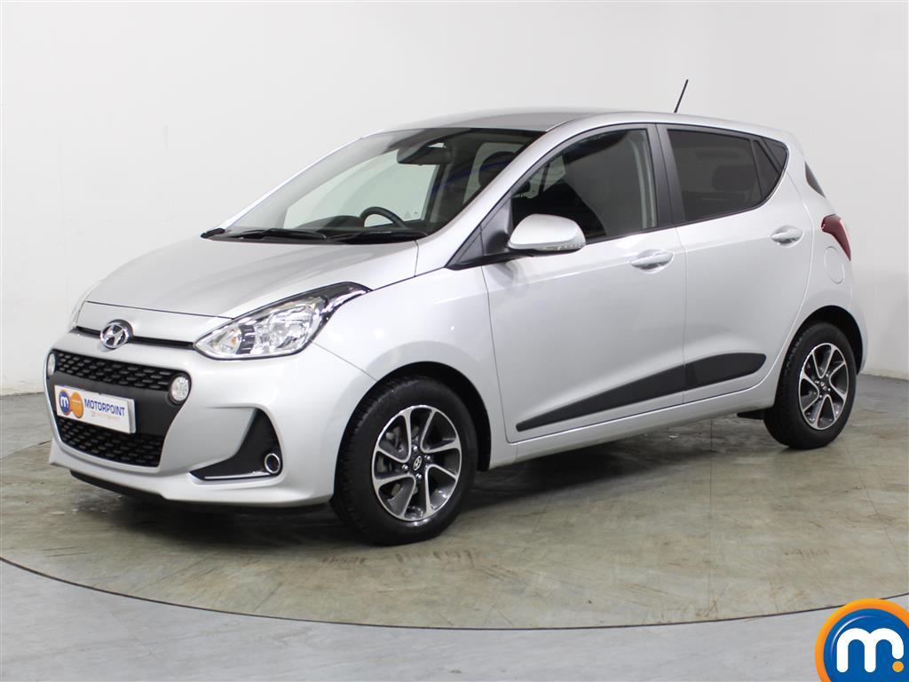Hyundai I10 Premium - Stock Number 1041838 Passenger side front corner