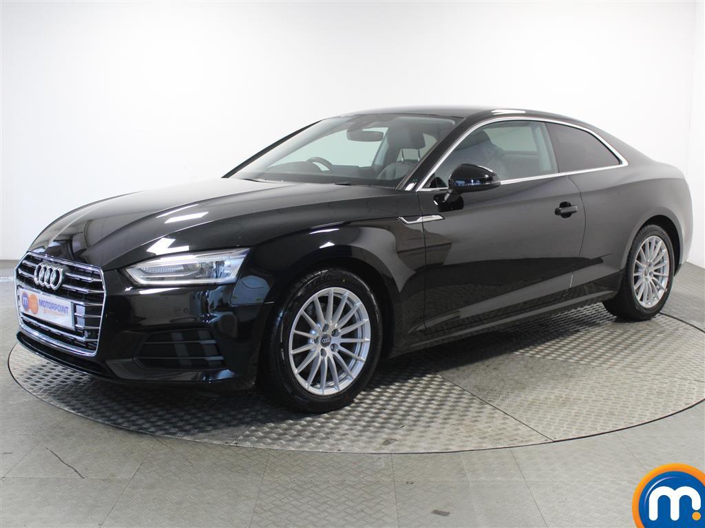 Audi A5 SE - Stock Number (1036180) - Passenger side front corner