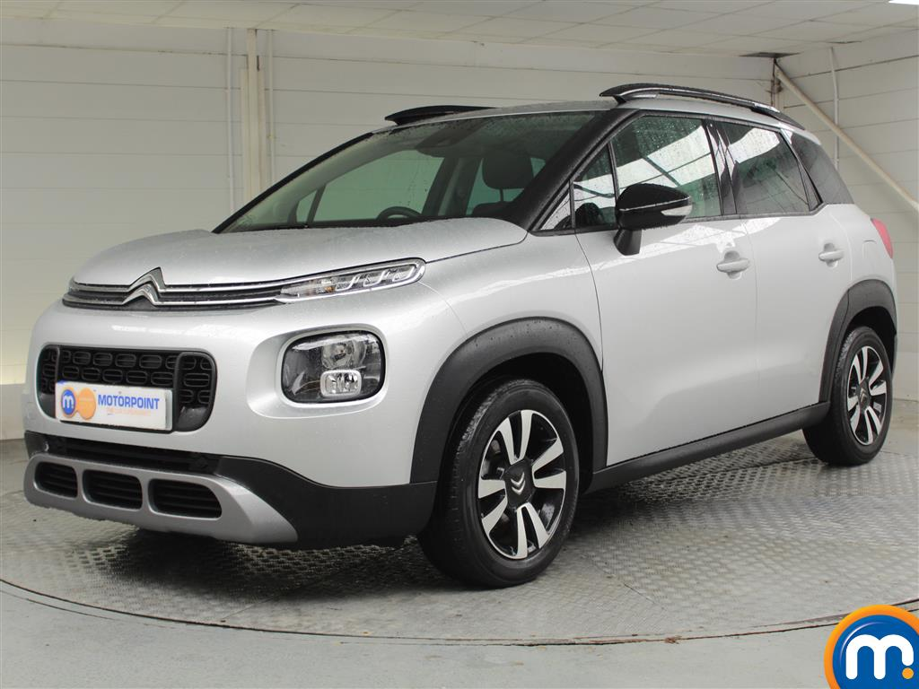 Citroen C3 Aircross Feel - Stock Number 1043563 Passenger side front corner
