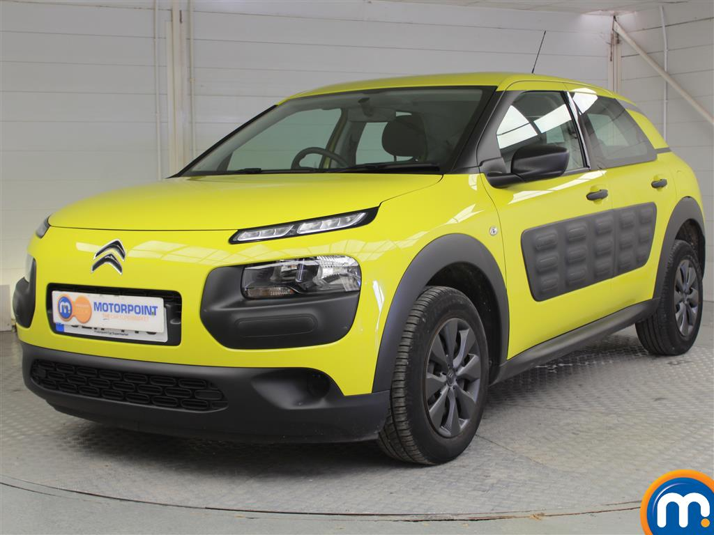 Citroen C4 Cactus Touch - Stock Number (1043529) - Passenger side front corner