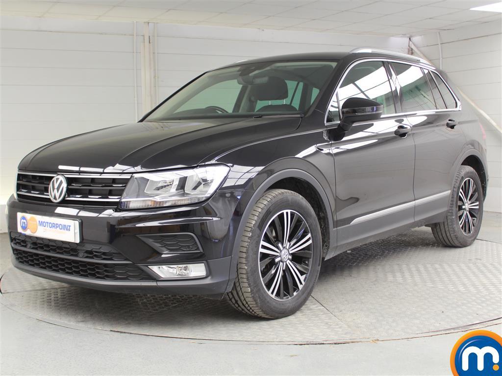 Volkswagen Tiguan SE - Stock Number (1043210) - Passenger side front corner