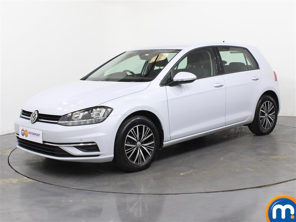 Volkswagen Golf SE - Stock Number 1041144 Passenger side front corner