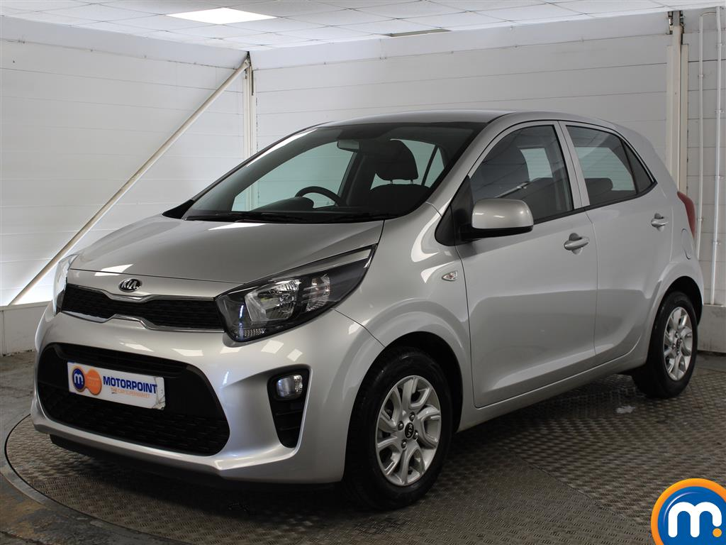 KIA Picanto 2 - Stock Number 1044054 Passenger side front corner