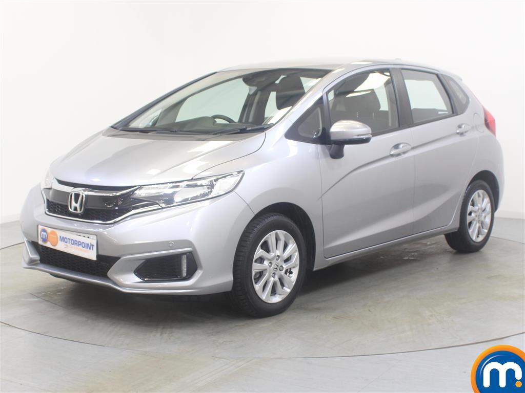 Honda Jazz SE Navi - Stock Number (1041050) - Passenger side front corner