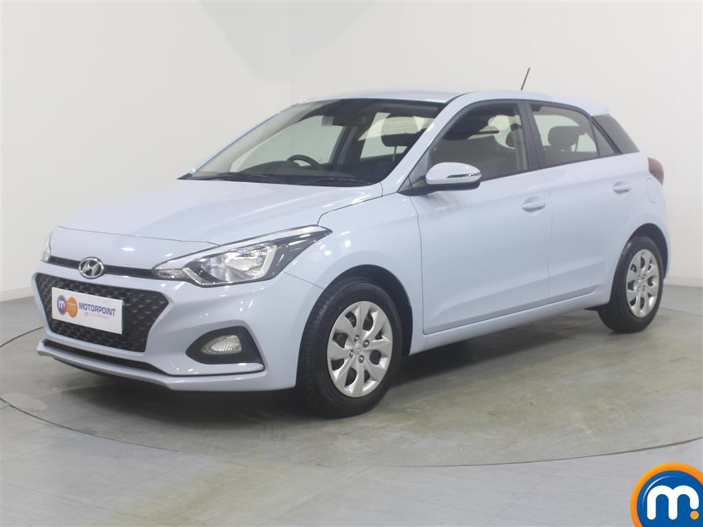 Hyundai I20 S Connect - Stock Number (1041622) - Passenger side front corner