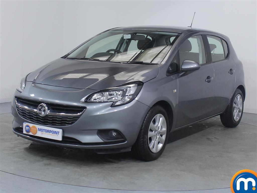 Vauxhall Corsa Design - Stock Number (1043056) - Passenger side front corner