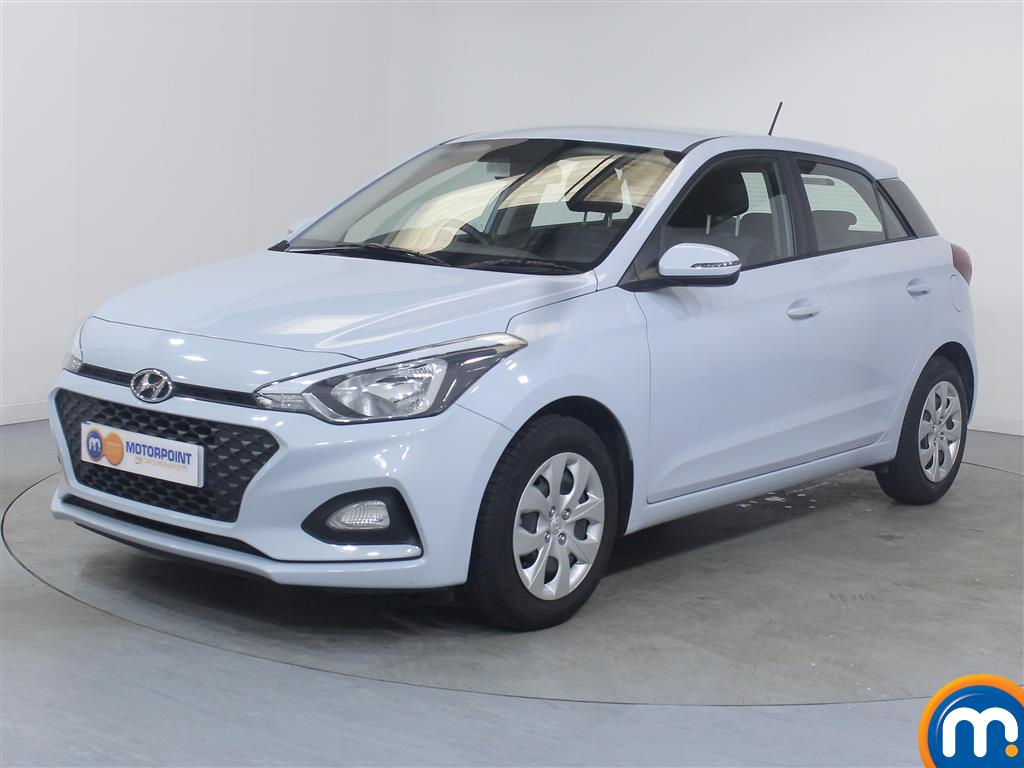 Hyundai I20 S Connect - Stock Number 1041620 Passenger side front corner