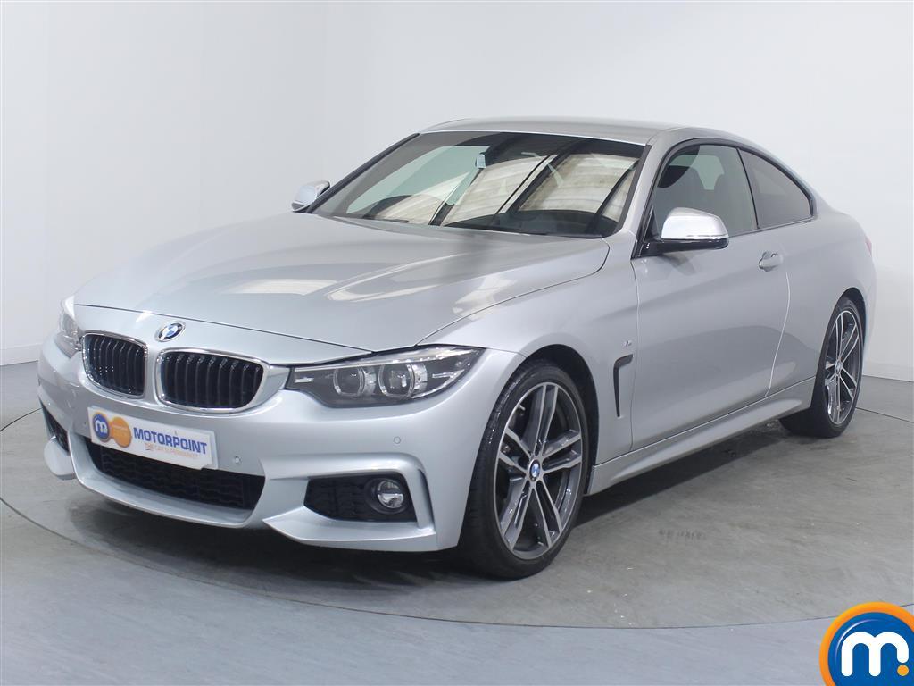 BMW 4 Series M Sport - Stock Number (1041612) - Passenger side front corner