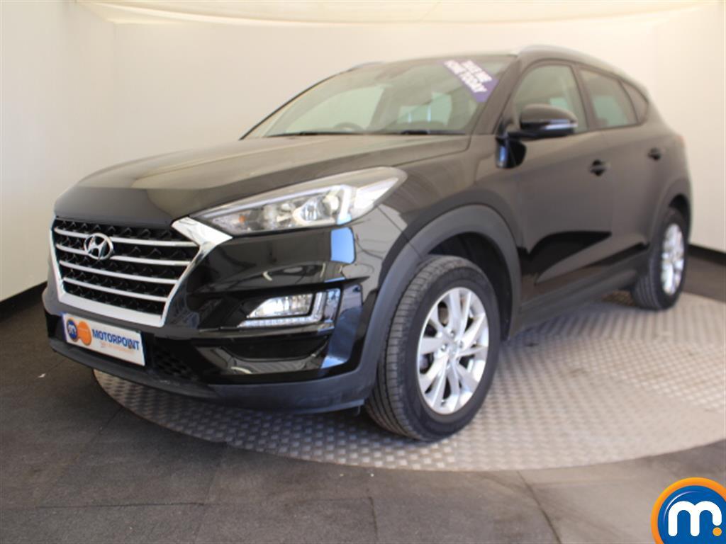 Hyundai Tucson SE Nav - Stock Number (1042663) - Passenger side front corner