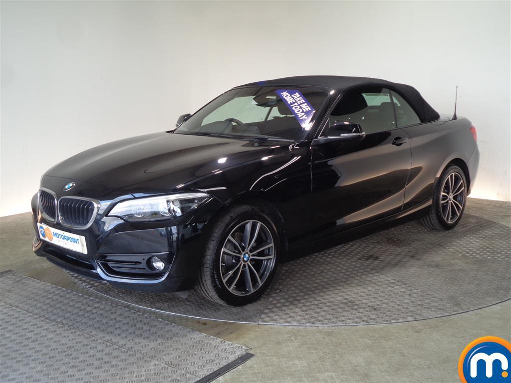BMW 2 Series Sport - Stock Number (1044975) - Passenger side front corner