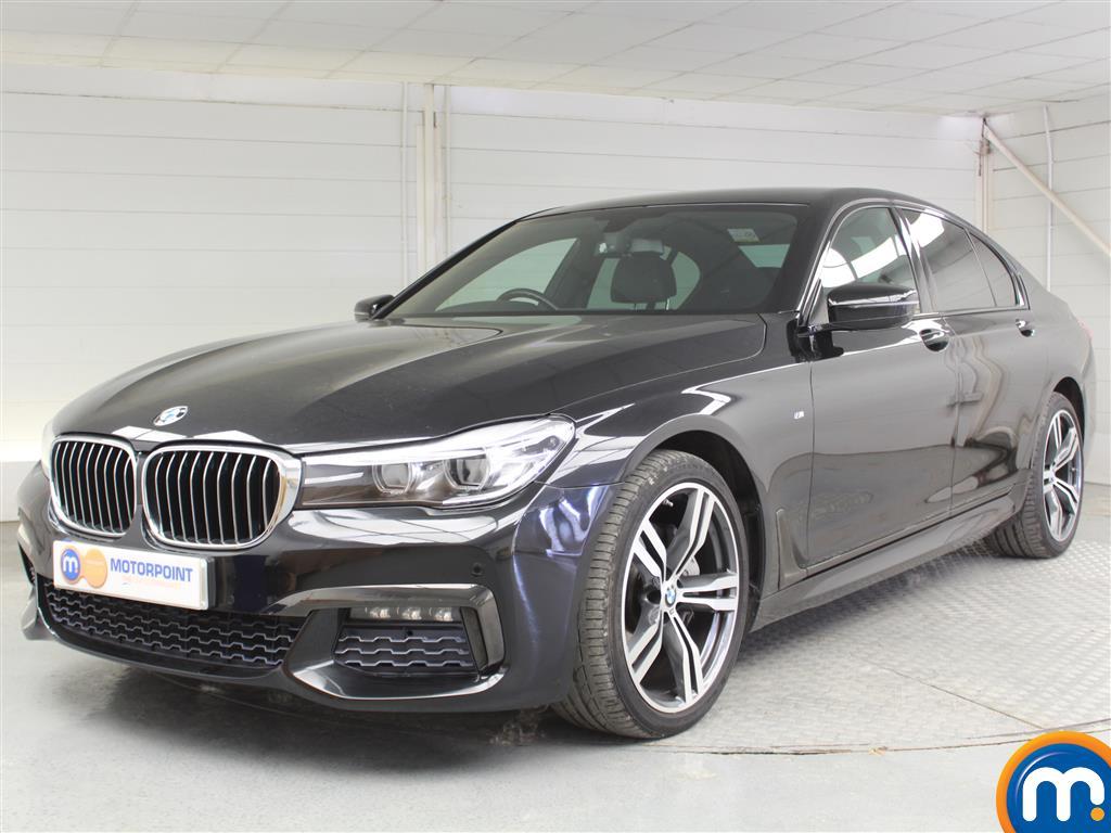 BMW 7 Series M Sport - Stock Number 1043352 Passenger side front corner