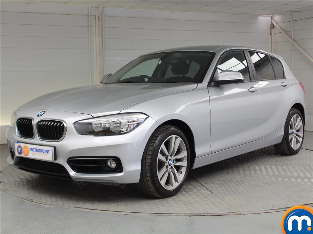 BMW 1 Series Sport - Stock Number (1036166) - Passenger side front corner