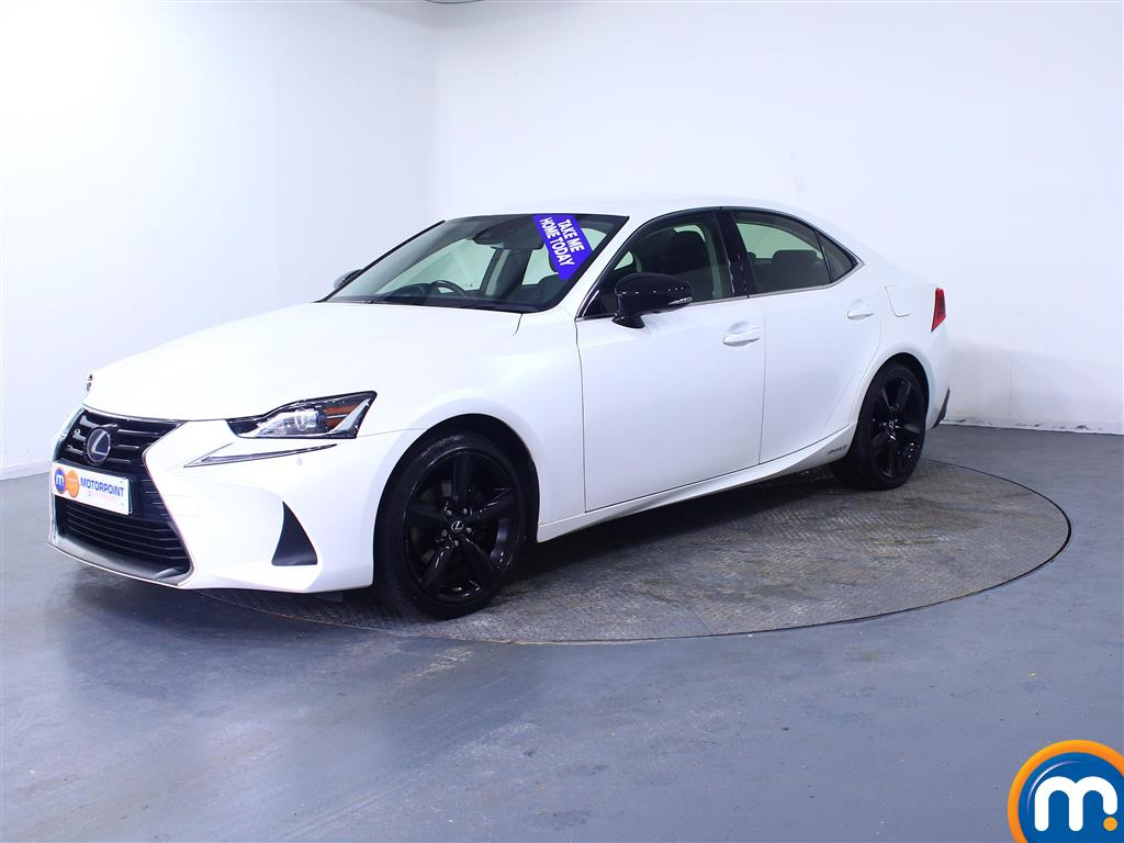 Lexus IS Sport - Stock Number 1044479 Passenger side front corner