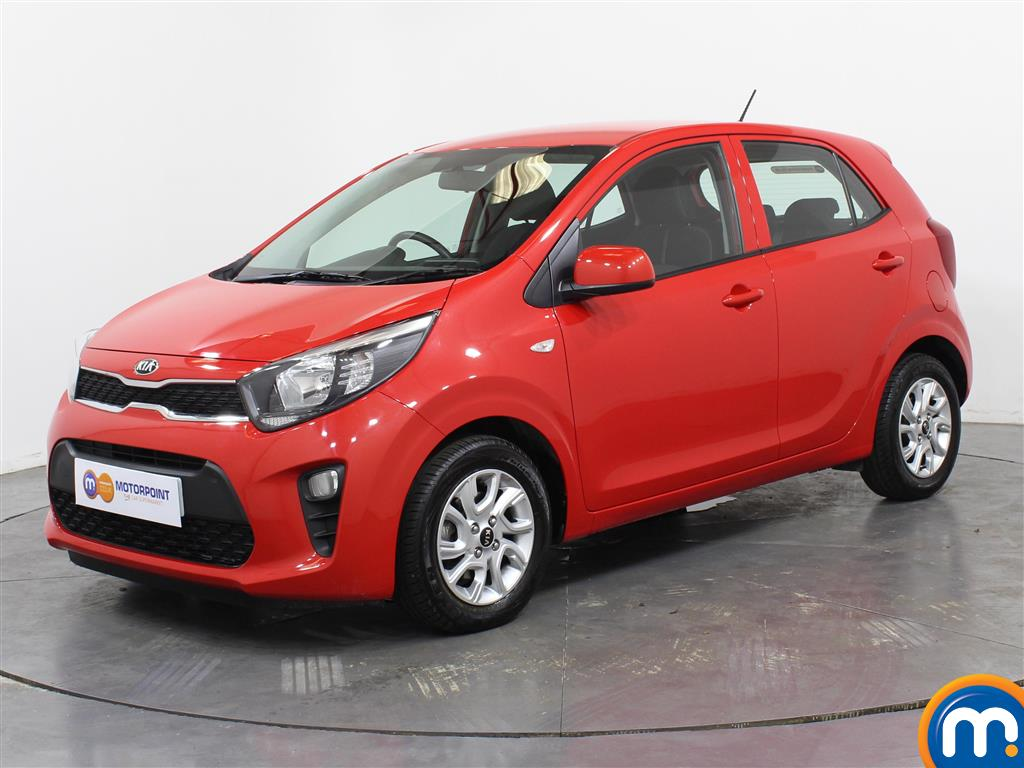 KIA Picanto 2 - Stock Number 1044048 Passenger side front corner