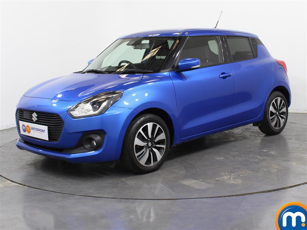 Suzuki Swift SZ5 - Stock Number (1043713) - Passenger side front corner