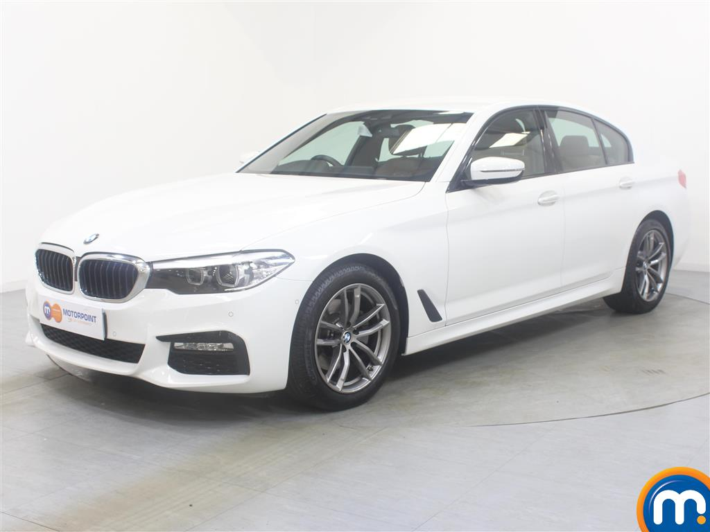 BMW 5 Series M Sport - Stock Number (1041917) - Passenger side front corner