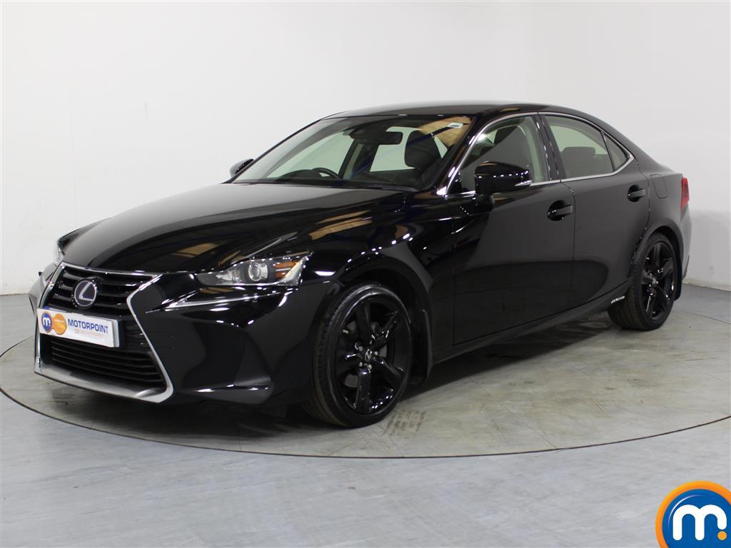 Lexus IS Sport - Stock Number (1039980) - Passenger side front corner
