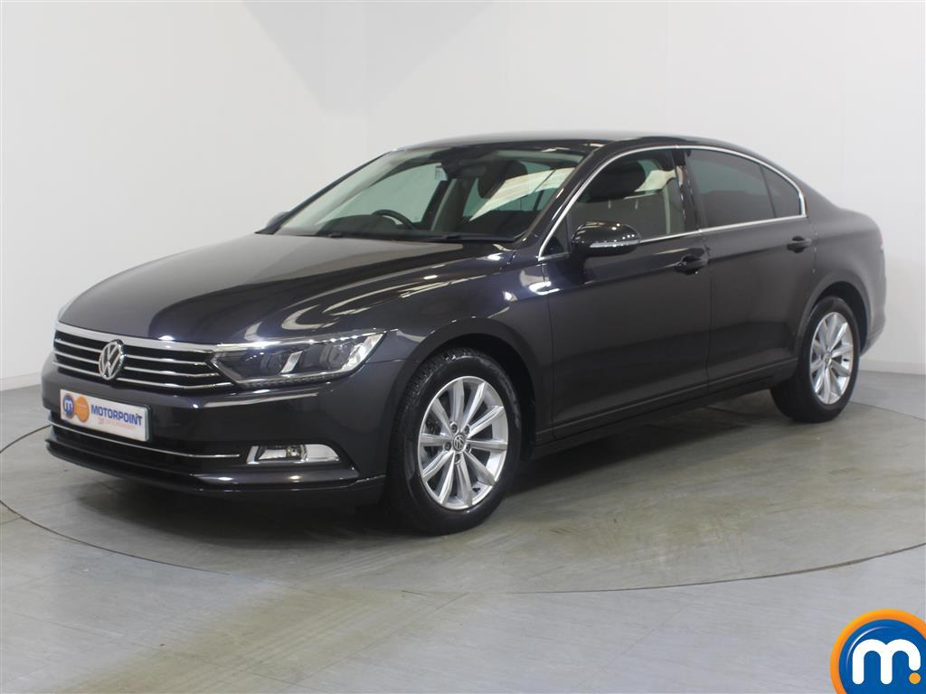 Volkswagen Passat SE Business - Stock Number 1039489 Passenger side front corner