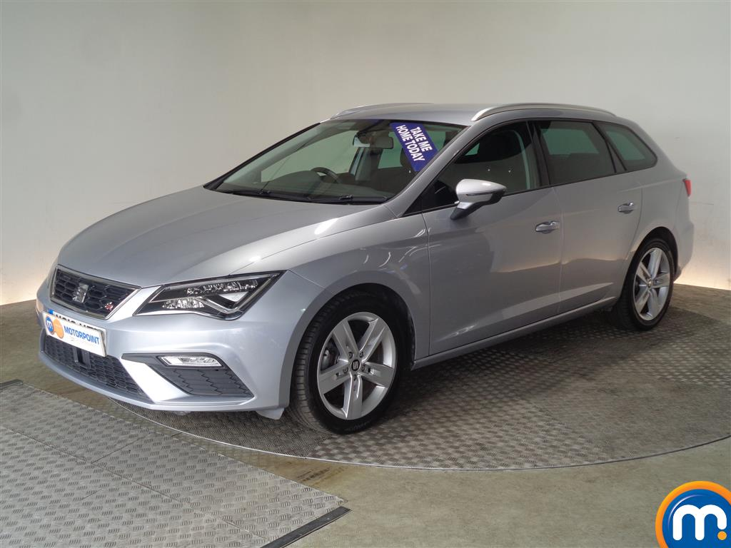 Seat Leon FR Technology - Stock Number (1024043) - Passenger side front corner