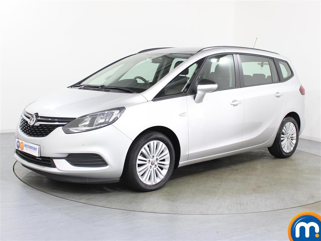 Vauxhall Zafira Design - Stock Number 1030452 Passenger side front corner