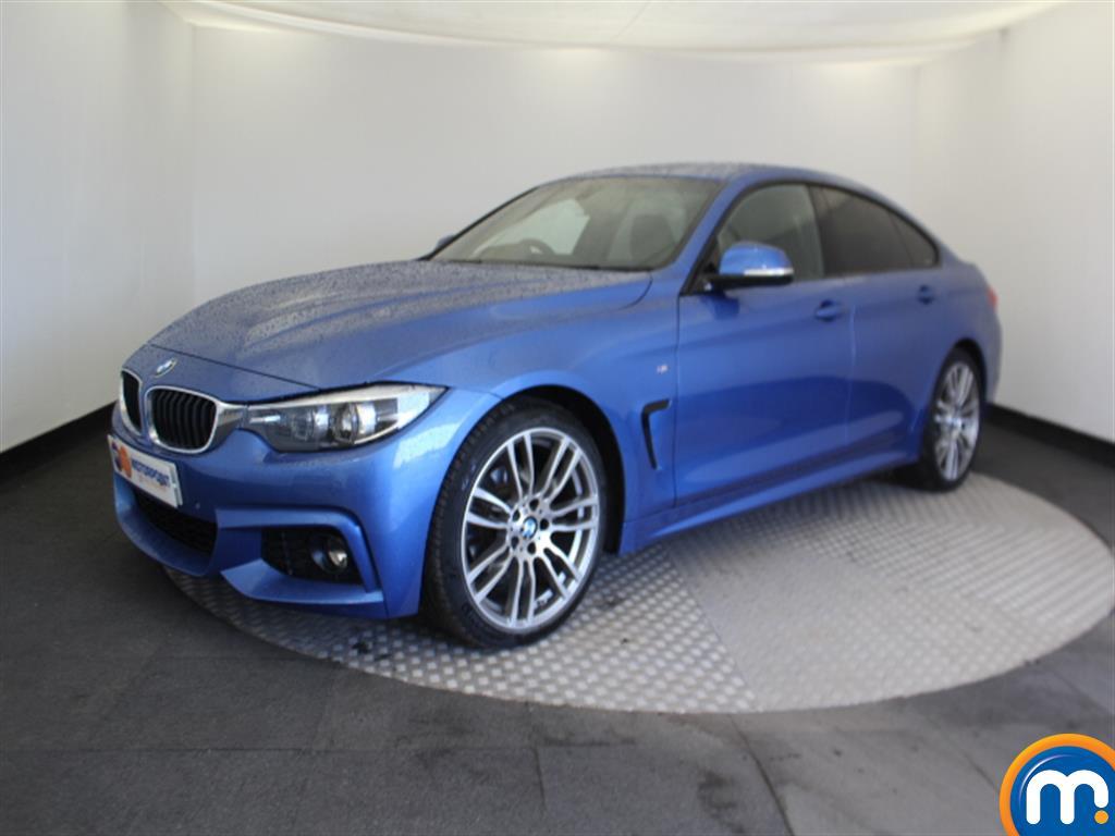BMW 4 Series M Sport - Stock Number (1045424) - Passenger side front corner